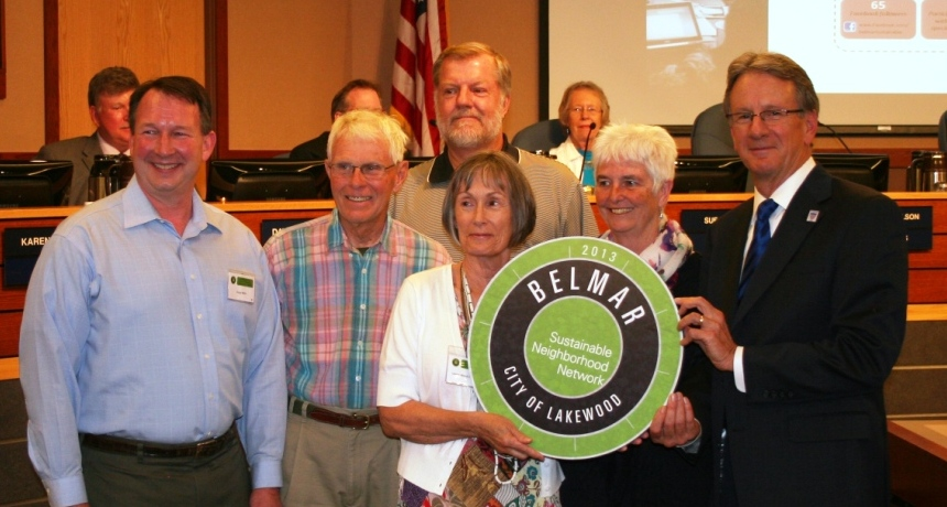 Belmar Certification City Council